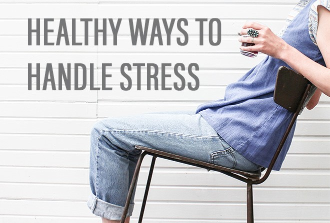Handle Ways to Handle Stress